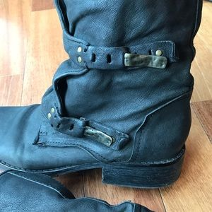 41f3d654740e Sam Edelman Shoes - Sam Edelman Ridge Biker Boots